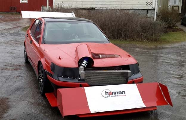 Someone makes jokes about this car - This is the fastest snowplow in the world