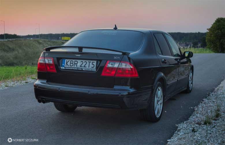 Saab 9-5 3.0