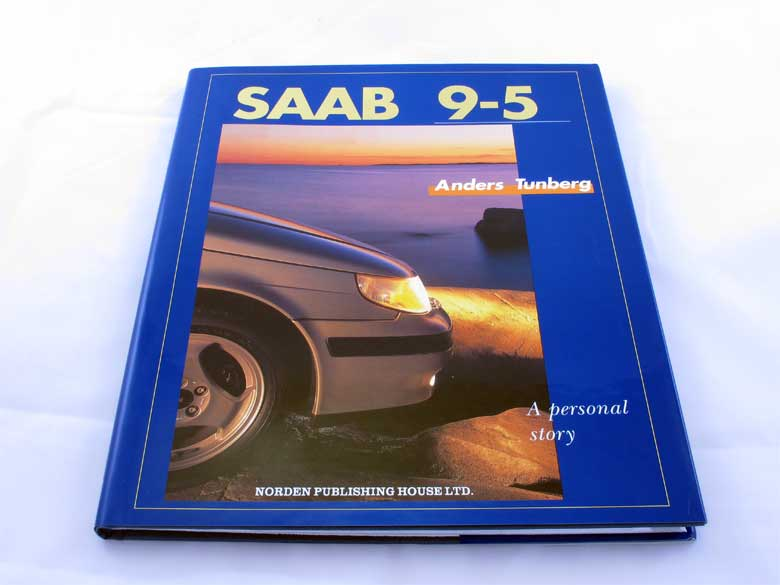 Saab 9-5 - A Personal Story