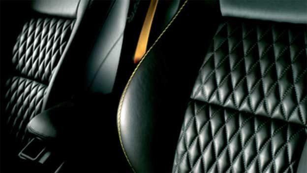 Saab 9-5 Reenspeed Sport Seats