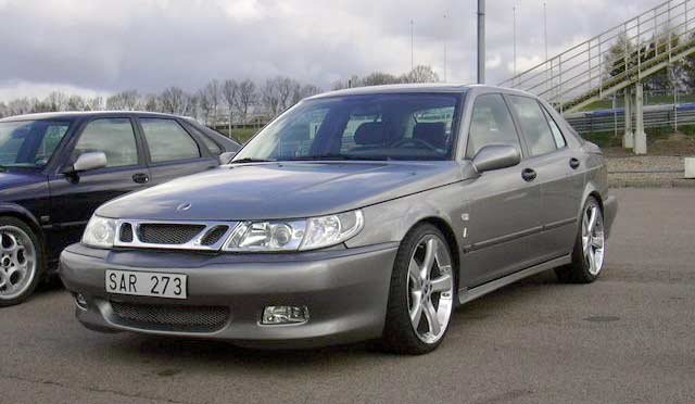 Unfulfilled Dream: Super Saab 9-5 Viggen with 285 hp!