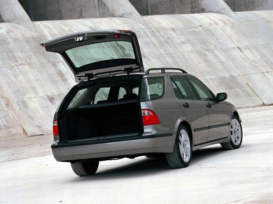 Saab 9-5 Wagon '2001–05