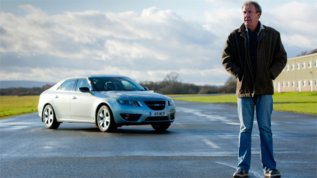 Saab 9-5 NG and Jeremy Clarkson