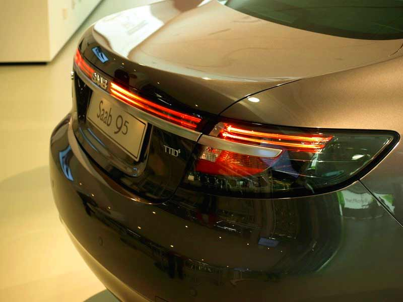 Saab 9-5NG tail LED-bar