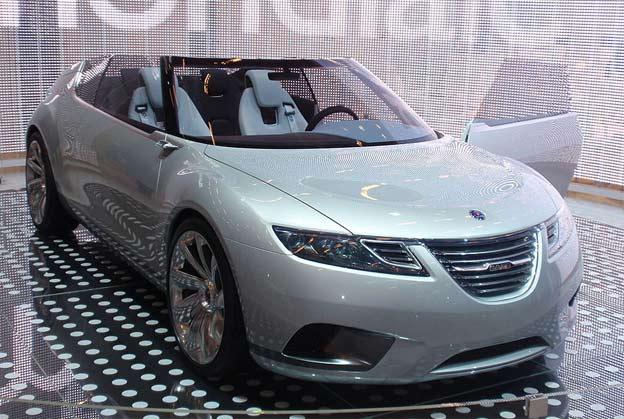 SAAB Concept: Saab 9-X Air