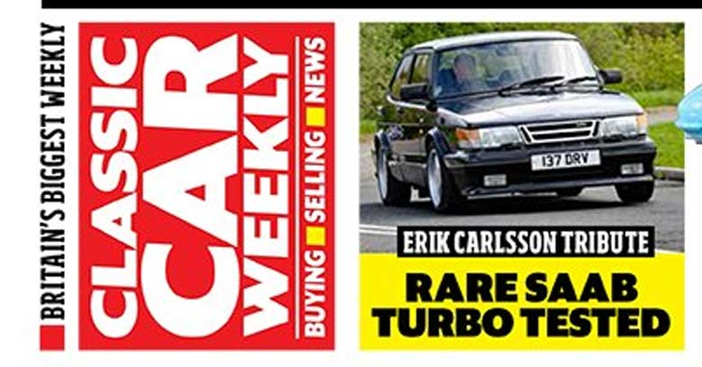 Classic Car Weekly Review: Saab 900