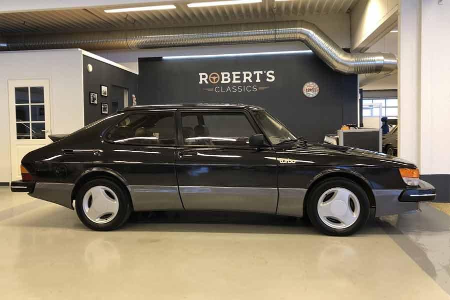 1985 Saab 900 Turbo 16 Aero