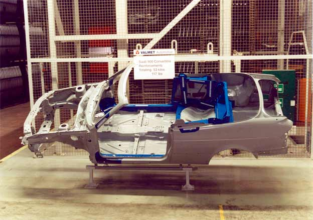 Saab Design: Convertible vs. Coupé