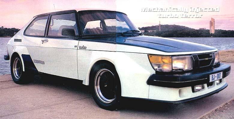 Saab 900 Enduro S