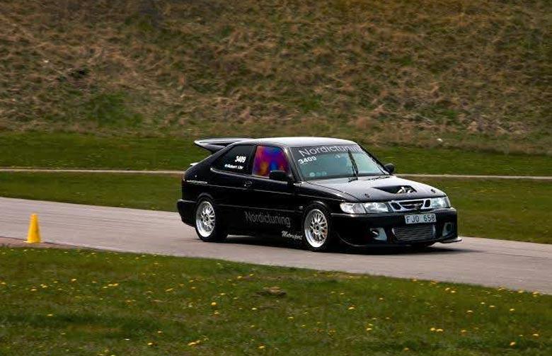 Saab 900 GTR