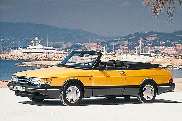 Saab 900 Monte Carlo Convertible