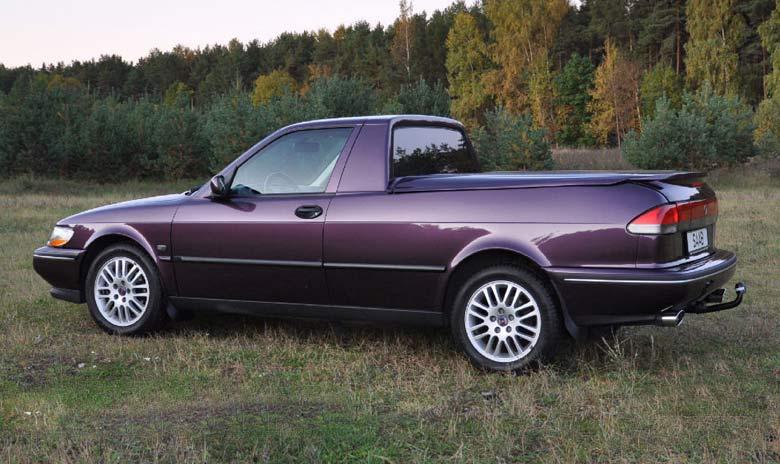 Saab 900 NG Pickup