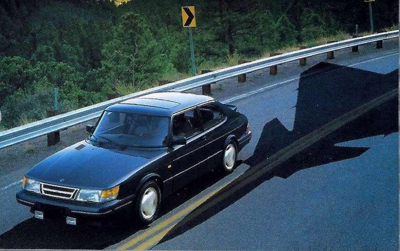 Saab 900 SPG