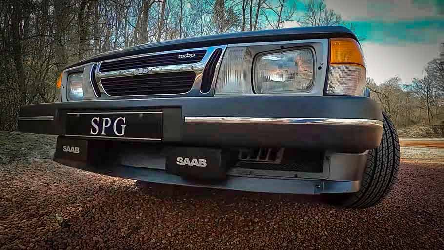 Saab 900 Turbo SPG