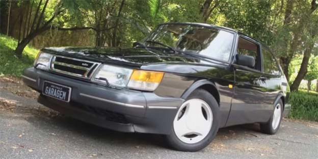 Saab 900 Turbo S 16 Aero