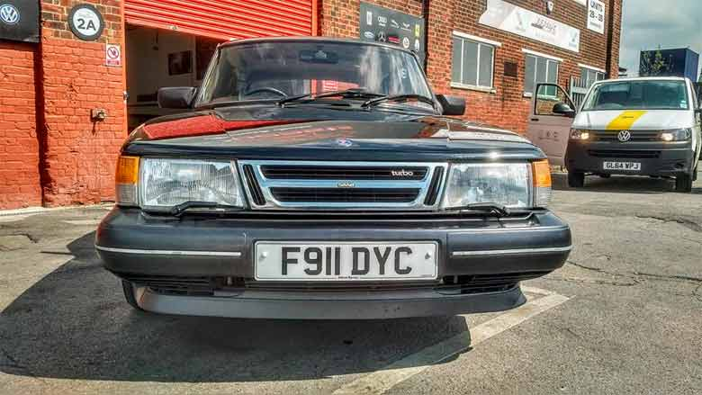 Saab 900 Turbo for Sale