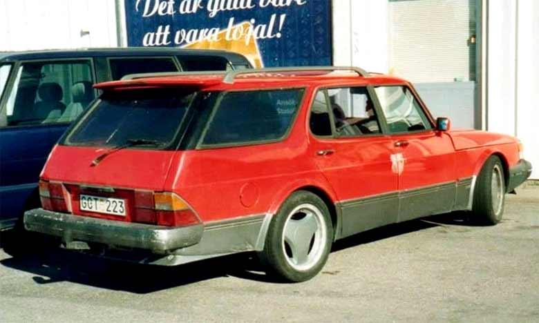 Saab 900 Wagon