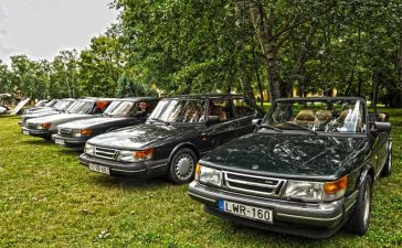 Saab 900 Club Hungary