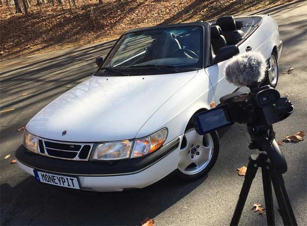 Saab 900 SE Convertible In Depth Review & Road Test