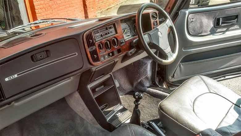 For Sale: Saab 900 Turbo T16