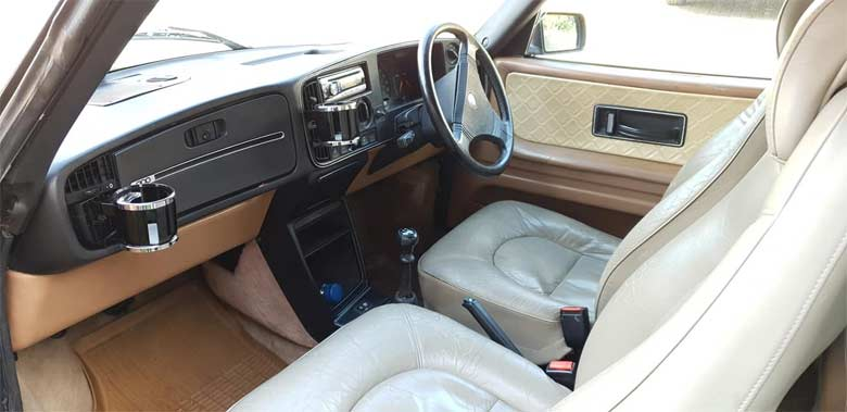 Saab 900 good interior
