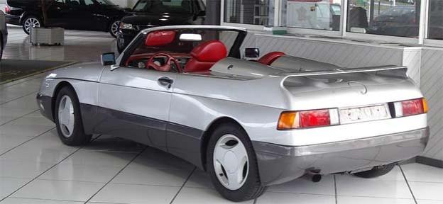 Saab 900 Speeder Prototype