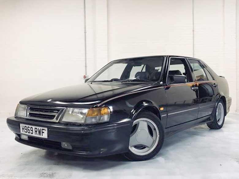 Saab 9000 CD Carlsson