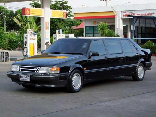Saab 9000 Long Limousine
