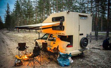 Saab 9000 TGB9000 Camper