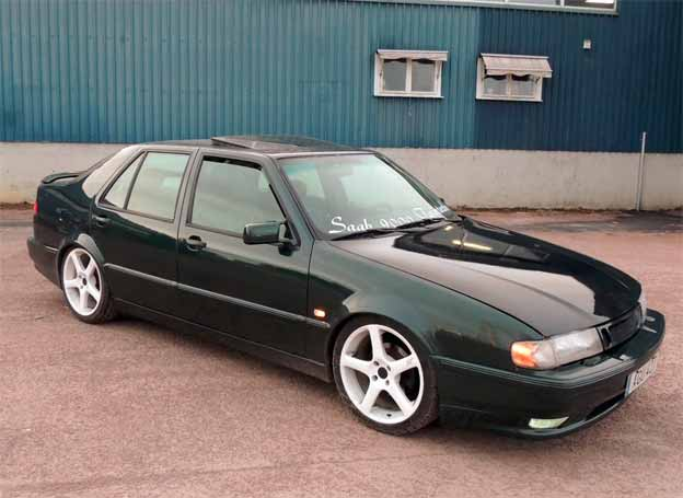 Saab 9000 TwinTurbo