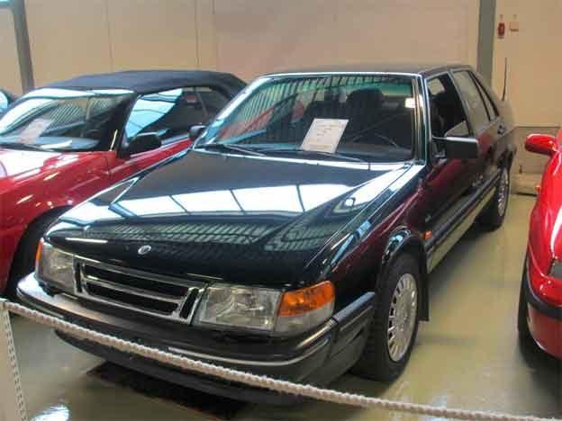 """Saab 9000 CD 4.0 V8 32V """"Saab-Valmet Edition"""""""