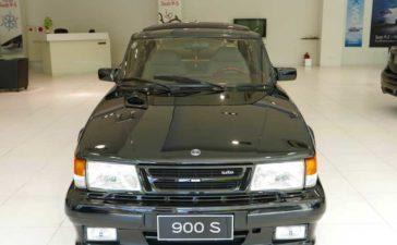 A Brand New Saab 900S