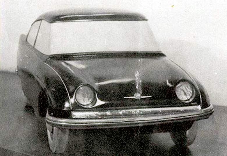 Project Saab 92Z