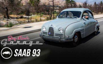 1958 Saab 93 - Jay Leno's Garage