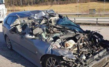 And beyond: Saab cars save passengers 6