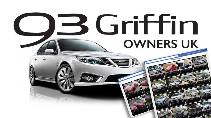 Saab 9- 3 Griffin Group