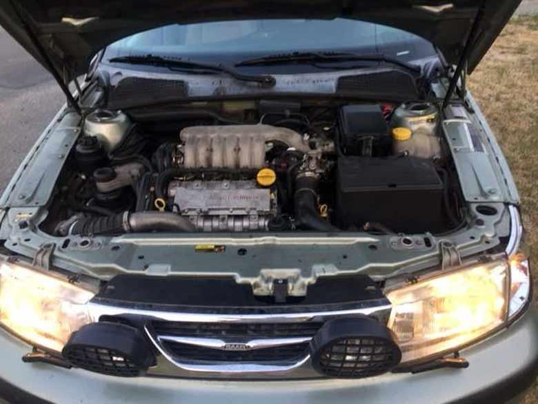 """Rally"" Saab 9-5 for Sale"