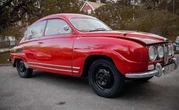 Saab 96 T Sport