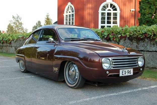 Saab 96 V4 Helga