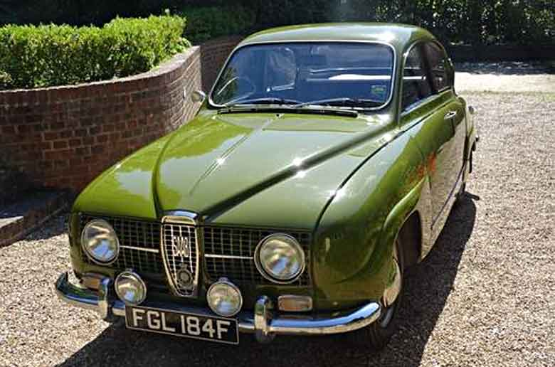 Saab 96 V4 for Sale