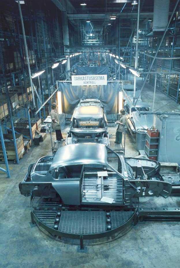 Valmet Automotive - 50 years of innovation