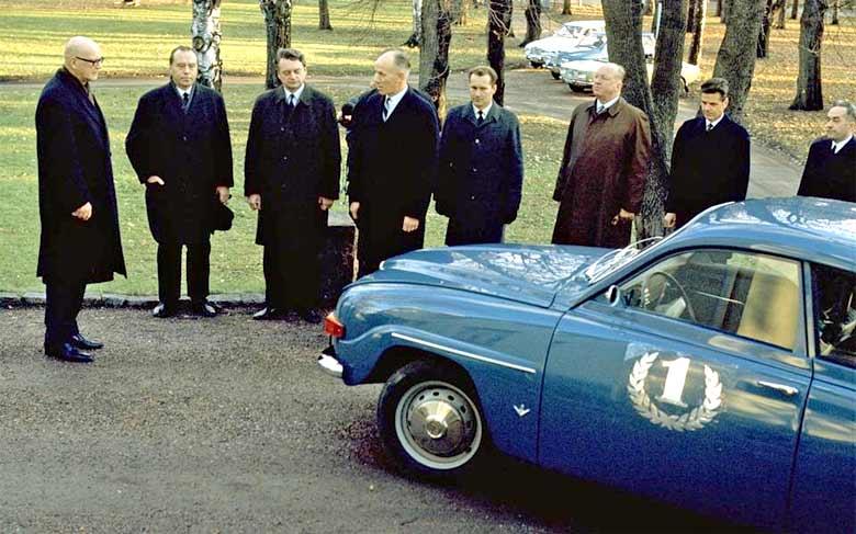 Saab 96 Uusikaupunki