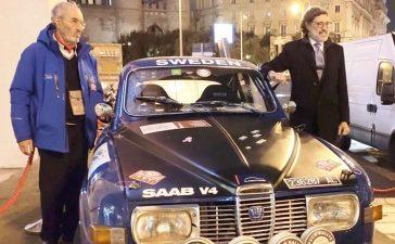 Saab 96 Crew: Danilo Scarcella and Marco Gandino