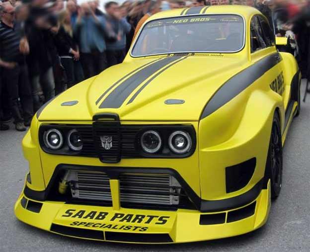 Saab 96ss