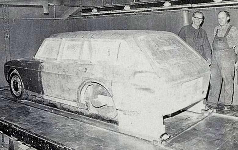 Saab 99 COmbiCoupe