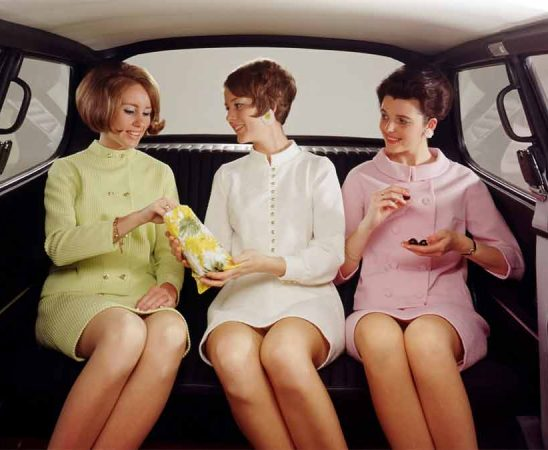 Saab 99 Classic Advertising