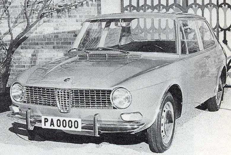 Saab 99 Alfa style