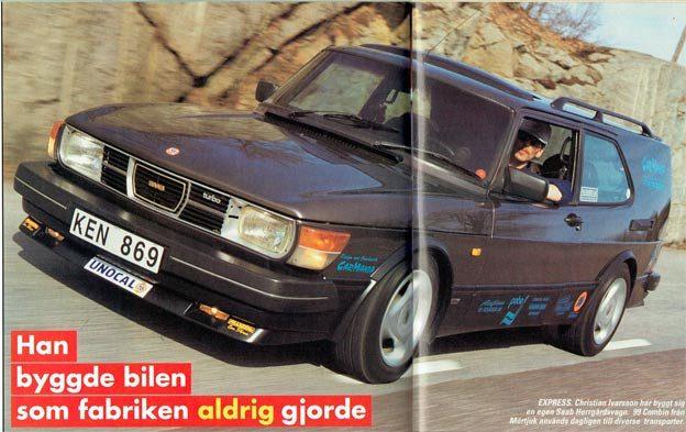Saab 99 Combi