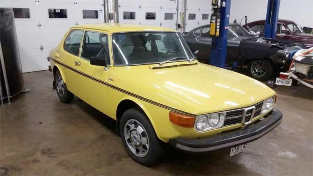 1973 yellow saab 99 ems for sale publicscrutiny Choice Image