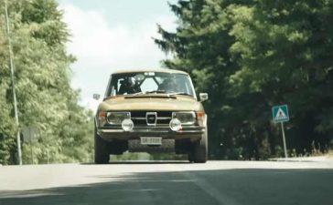 Saab 99 Rally